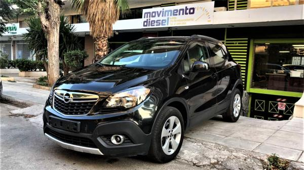 OPEL MOKKA MANUAL