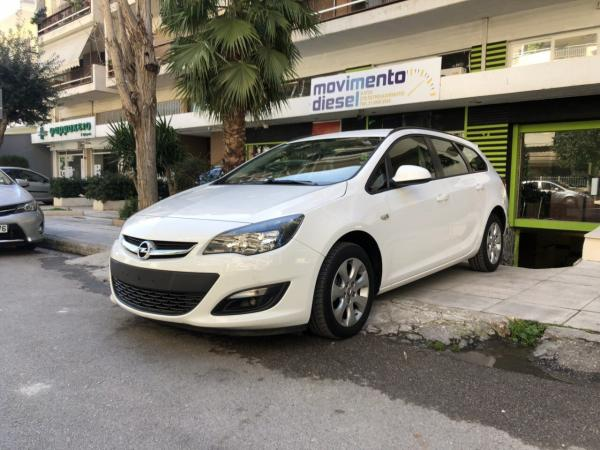 OPEL ASTRA SW OR SIMILAR